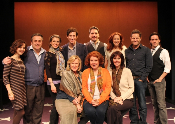 Photo Flash: Meet the Cast of York Theatre's HAPPY HUNTING