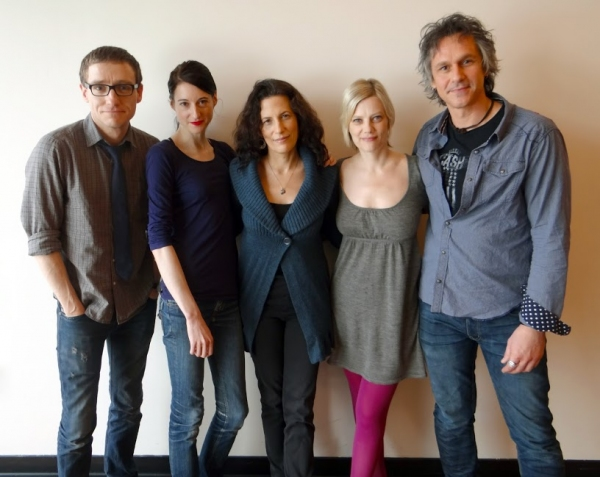 Sam Buntrock, Renata Friedman, Kara Manning, Kellie Overbey and Quentin Mare Photo