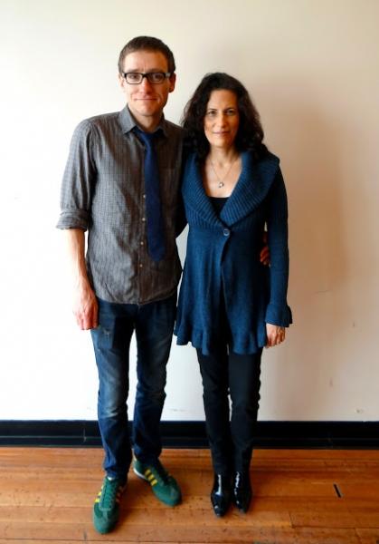Sam Buntrock and Kara Manning Photo