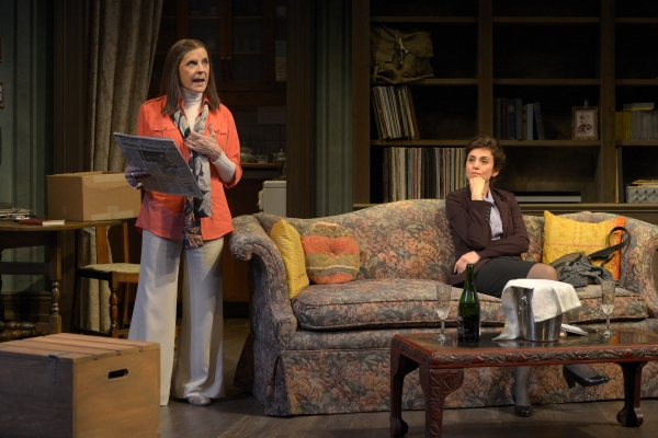 Photo Flash: First Look at Concetta Tomei and Marjan Neshat in Berkeley Rep's FALLACI World Premiere