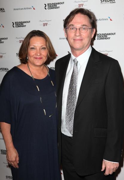 Richard Thomas & wife Georgiana Bischoff
