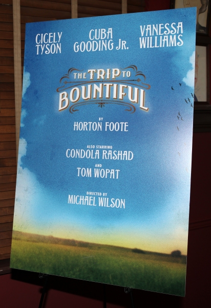 Photo Coverage: Cicely Tyson & THE TRIP TO BOUNTIFUL Cast Meet the Press!