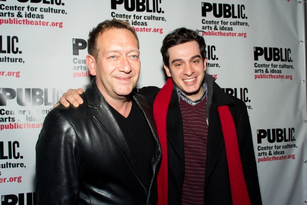 Photo Coverage: NEVA and DETROIT '67 Open at Public Theater!