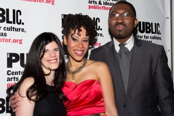 Mandy Hackett, Dominique Morisseau, Kwame Kwei-Armah