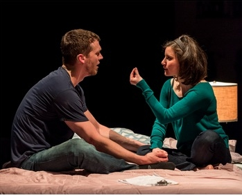 Photo Flash: First Look at Russell Harvard, Susan Pourfar and More in CTG's TRIBES