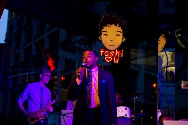 Darrel Alejandro Holnes and The Swung Swang Band