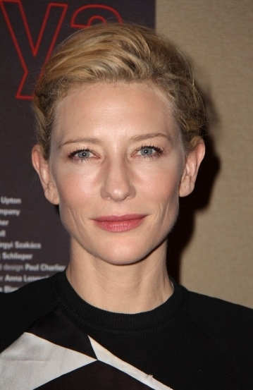 Cate Blanchett to Lead HBO Films' CANCER VIXEN