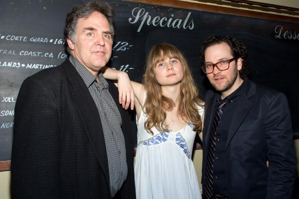 Tim Sanford, Annie Baker, Sam Gold