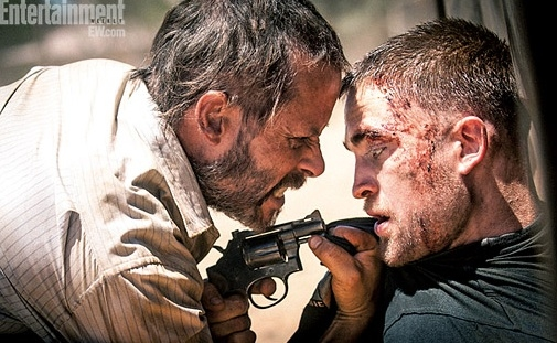 Guy Pearce,Robert Pattinson