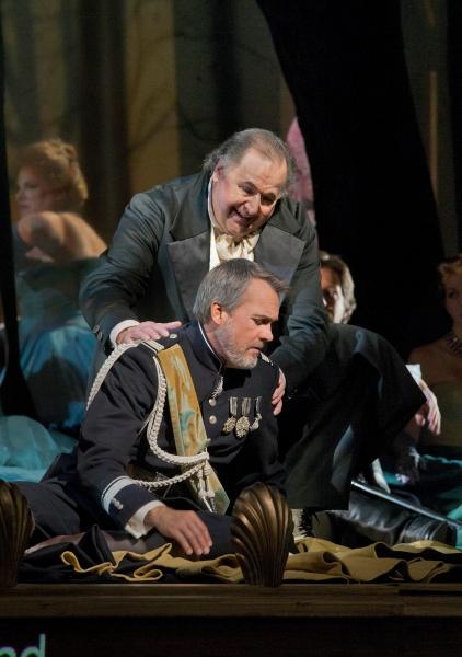 John Del Carlo and William Burden Photo