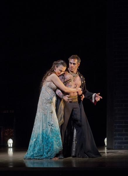Isabel Leonard and Simon Keenlyside Photo
