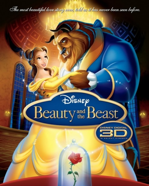 Disney Plans 3D Live-Action BEAUTY & THE BEAST