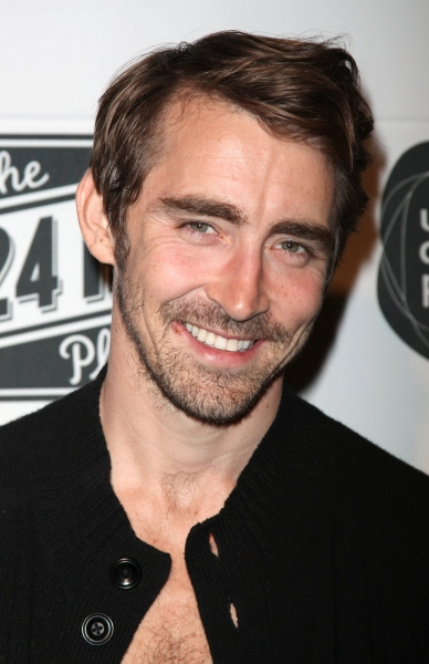 Lee Pace Talks GOLDEN AGE Facial Hair, TWILIGHT & More