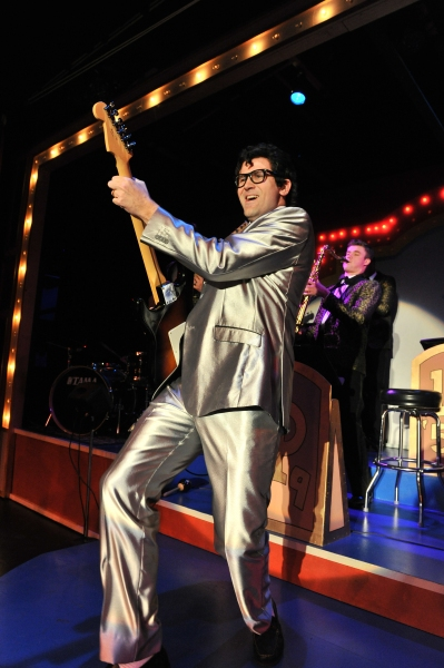 Photo Flash: First Look at Sierra Rep's BUDDY: THE BUDDY HOLLY STORY