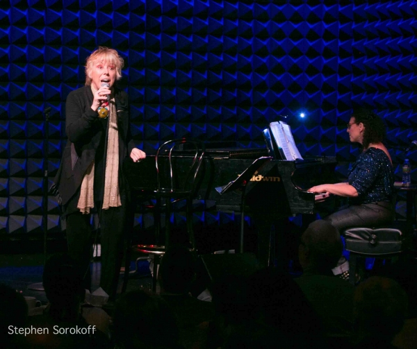 Barb Jungr & Tracy Stark