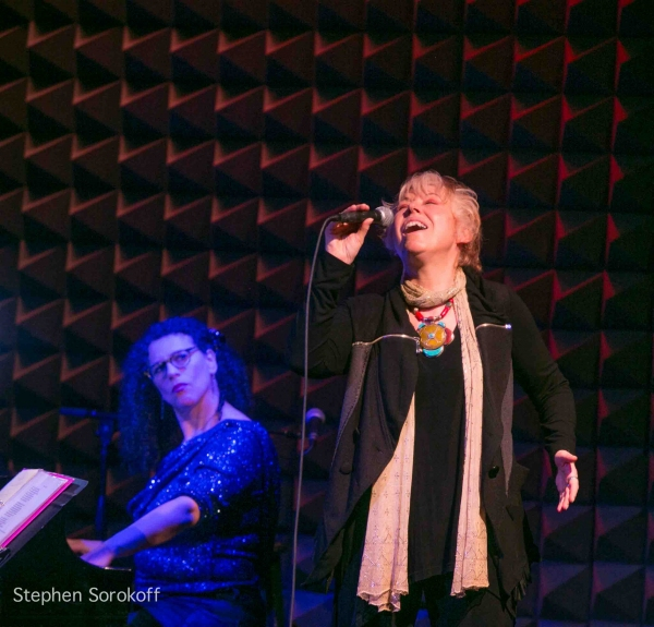Tracy Stark & Barb Jungr