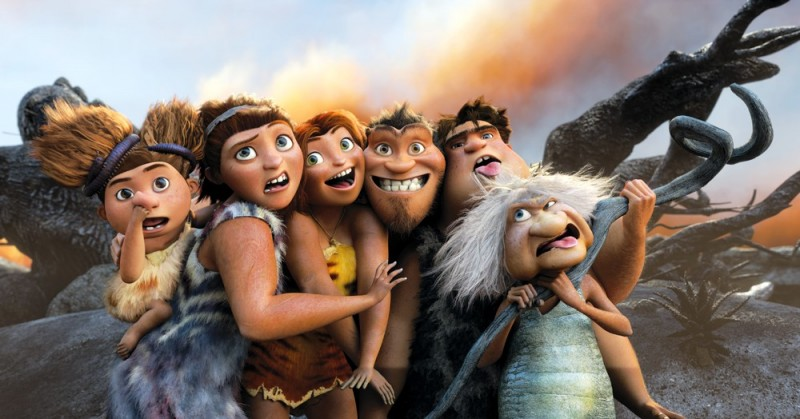 Tonight's AMERICAN IDOL to Showcase DreamWorks Animation's 'THE CROODS'