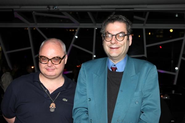 Mickey Boardman & Michael Musto
