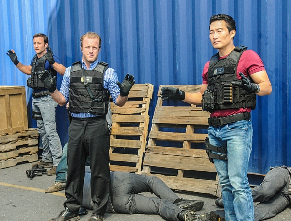 Scott Caan, Masi Oka, Alex O'Loughlin