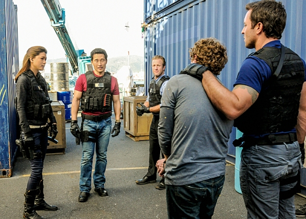 Grace Park, Daniel Dae Kim, Scott Caan, Alex O'Loughlin