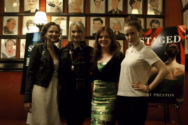 Pereira, Connolly, Trinchero, Rachel Brosnahan