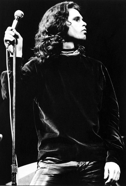 Z-Machine Developing Jim Morrison Documentary
