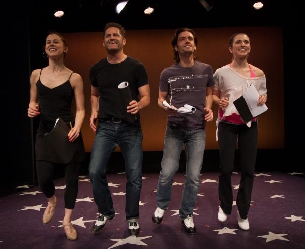 Heather Parecells, Sean Martin Hingston, Eric Sciotto and Janine DiVita