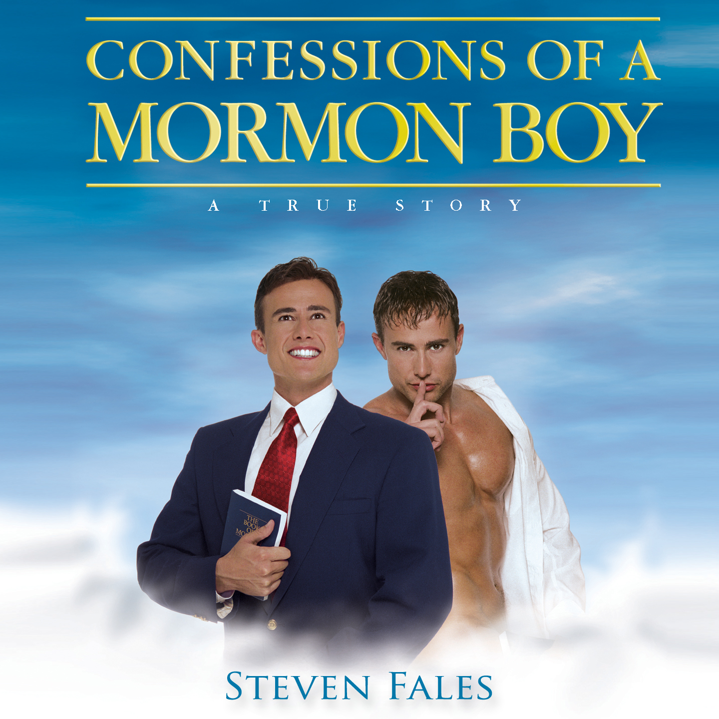 BWW Review: Inspiring CONFESSIONS OF A MORMON BOY (LIVE FROM LONDON) is Moving and Provocative