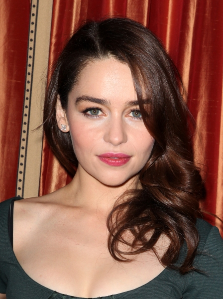 Emilia Clarke Talks BREAKFAST AT TIFFANY'S & More