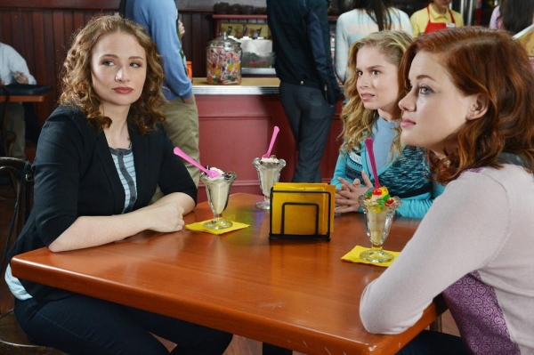 Courtney Merritt, Allie Grant, JANE LEVY