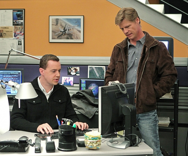 Sean Murray, Joel Gretsch