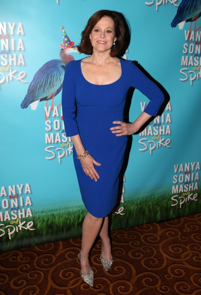 Photo Coverage: Cast of VANYA AND SONIA AND MASHA AND SPIKE Celebrates Opening Night!