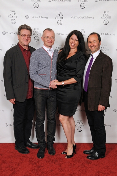 Robert L. Freedman, Darko Tresnjak, Peggy Hickey and  Steven Lutvak