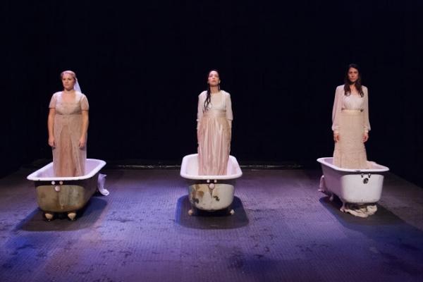 Marissa Porto, Nancy Rodriguez and Kate Danson