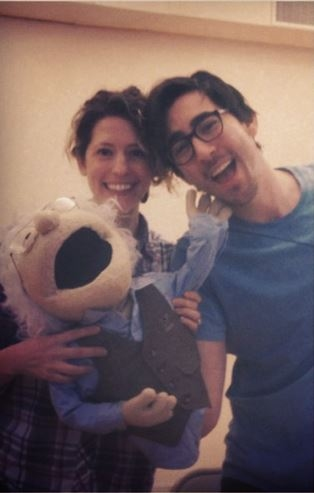 Photo Flash: An Instagram Look at F#%KING UP EVERYTHING, Beginning Off-Broadway Tonight