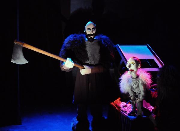 Photo Flash: New Images from Wakka Wakka's SAGA at Baruch Performing Arts Center