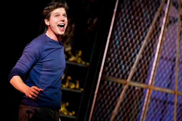 Photo Flash: New Production Shots Released for KINKY BOOTS on Broadway!