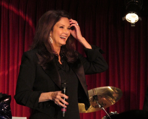 Photo Flash: Lynda Carter Performs FROM THE HEART at Catalina Bar & Grill in Hollywood