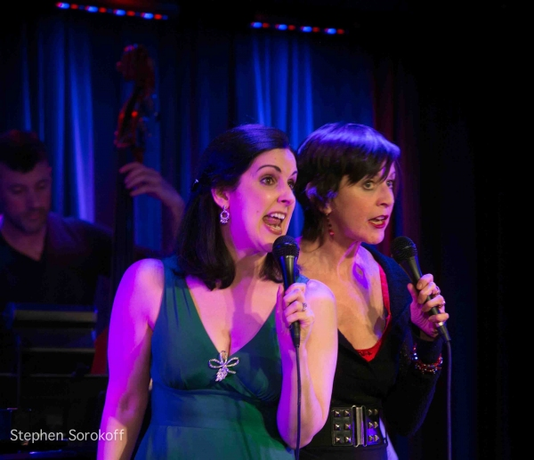 Stephanie D''Abruzzo & Rosemary Loar Photo