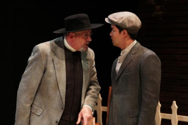 John-David Keller and Ramon de Ocampo