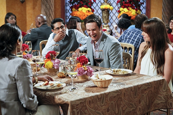 Photo Flash: First Look - RULES OF ENGAGEMENT's 'Catering,' Airing 3/25