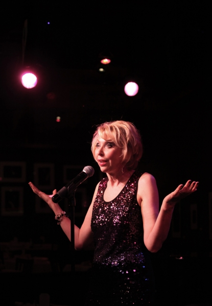 Photo Coverage: Julie Halston Continues at Birdland in CLASSICAL JULIE