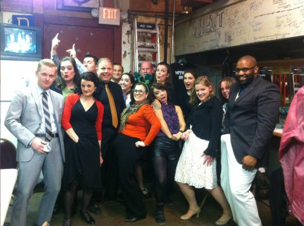 Photo Flash: Saturday Intermission Pics, March 16, Part 2 - MOTOWN Re-Interprets HANDS ON A HARDBODY and More!