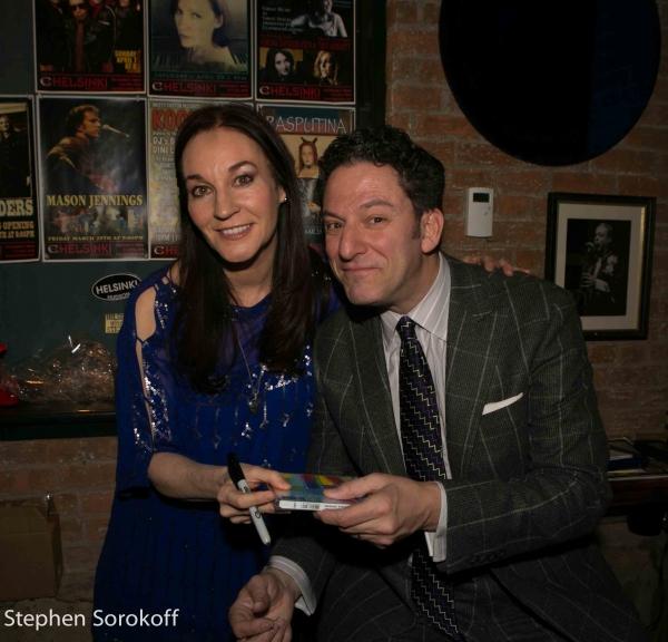 Photo Coverage: John Pizzarelli and Jessica Molaskey at the Helsinki Hudson
