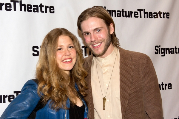 Photo Coverage: Inside Opening Night of THE MOUND BUILDERS
