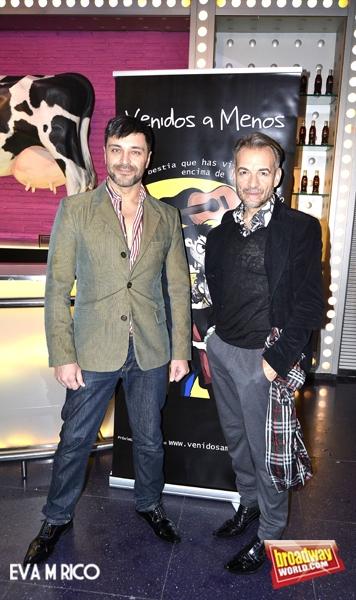 Frank Romero y Antonio Albella