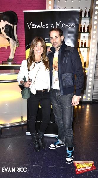 Maria Adamuz y Ruben Yuste