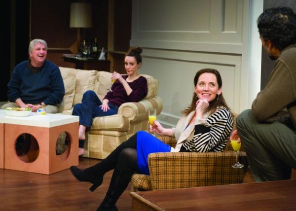 Tom Gleadow (Max), Marianna Bassham (Charlotte), Jeanine Kane (Annie), Tony Estrella (Henry)