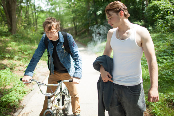 SMASH's Cohen In PLACE BEYOND THE PINES Stills