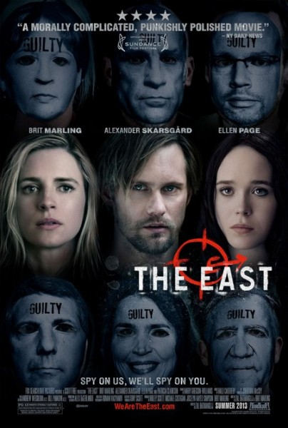 THE EAST Official Poster, Interactive Site Launched